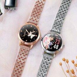 Умные часы и браслеты - Смарт часы женские, 0