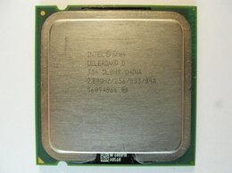 Процессоры (CPU) - Intel Pentium, Celeron - socket 775, 0