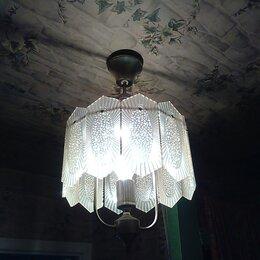 Люстры и потолочные светильники - Большая люстра, 0