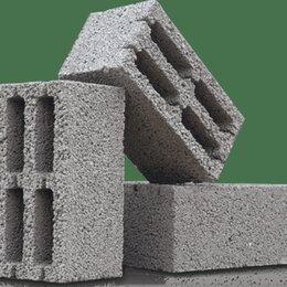 Строительные блоки - Керамзитобетонные блоки пустотелые , 0