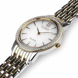 Наручные часы - Женские часы Citizen Eco-Drive EX1484-81A, 0