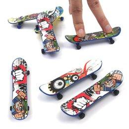 Скейтборды и лонгборды - Скейтборд пальчиковый, 0