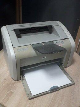 Принтеры и МФУ - Принтер (Б/У) HP LaserJet 1020, 0