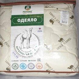Одеяла - Одеяло верблюжья шерсть евро Премиум, 0
