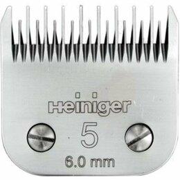 Туалеты и аксессуары  - Сменное лезвие Heiniger для собак 5/6.0 мм -…, 0