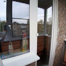Окна - Балконная дверь и окно от Идеал, 0