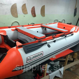 Моторные лодки и катера - Моторная лодка Аквамаран 360 НДНД бронированная…, 0