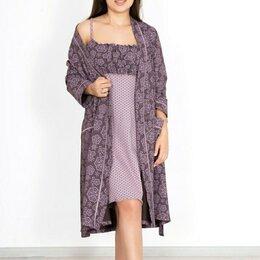 Домашняя одежда - Комплект Кружева в роддом для беременных и кормящих мам, 0