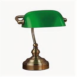 Настольные лампы и светильники - 105930 Настольная лампа Markslojd BANKERS, 0