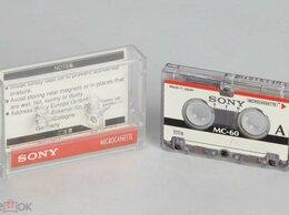 Диктофоны - Микрокассета Sony MC-60, 0
