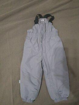 Полукомбинезоны и брюки - Полукомбинезон зимний BabyGo, 0