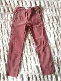 Брюки - Велюровые брюки Massimo Dutti новые р.116, 0
