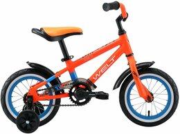 """Велосипеды - Детский велосипед WELT Dingo 12"""" (2021), 0"""