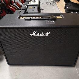 Гитарное усиление - Новый комбоусилитель marshall code 100 Watt 2x12, 0