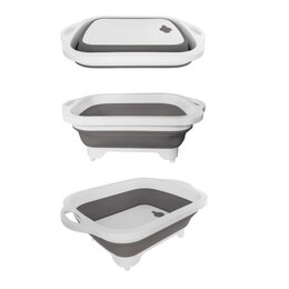 Посуда - Многофункциональная разделочная доска, 0