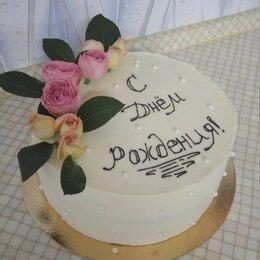 Дизайн, изготовление и реставрация товаров - Домашние торты на заказ, 0