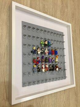 Конструкторы - Рамка для минифигур Лего.Кейс бокс.LEGO…, 0