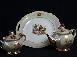 Сервизы и наборы - Набор чайный Chodziez и Тарелка Мадонна Epiag DF, 0