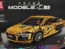 Конструкторы - Конструктор mouldking Audi R8 V10 13127, 0