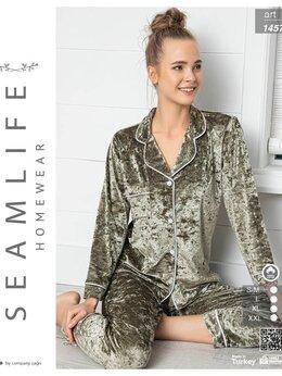 Домашняя одежда - Пижама Турция, 0