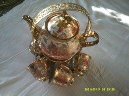 Сервизы и наборы - Чайный сервиз 6 персон импорт новый, 0