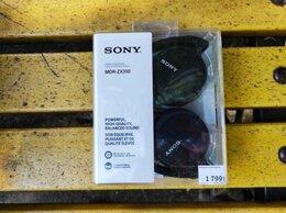 Наушники и Bluetooth-гарнитуры - Наушники Sony, 0