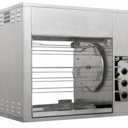 Жарочные и пекарские шкафы - Гриль для кур конвекционный Sikom МК-21M, 0