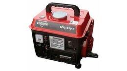 Электрогенераторы - Генератор бензиновый Elitech БЭС 950 Р, 0