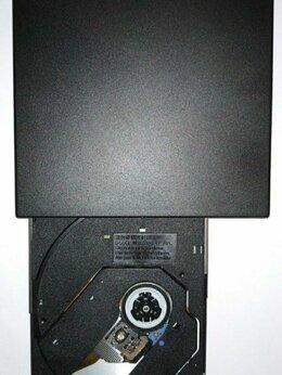 Оптические приводы - Внешний DVD привод (USB 2.0), 0