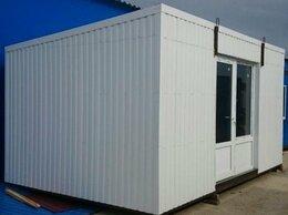 Готовые строения - Бытовка-павильон 5*3, 0