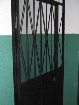 Входные двери - Перегородка в подъезд, дверь на этаж, 0