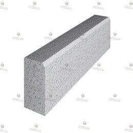 Тротуарная плитка, бордюр - Бордюр гранитный ГП-1, 0