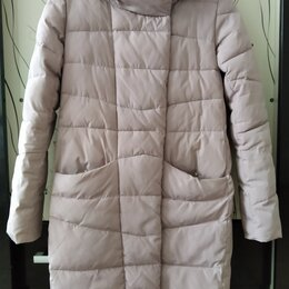 Пуховики - пуховик, плащ, пальто 44-46р. за 5300т.р., 0