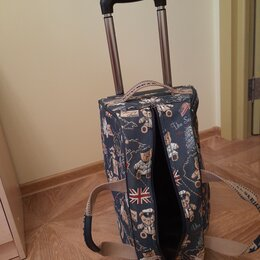 Чемоданы - Сумка -чемодан на колесах, 0