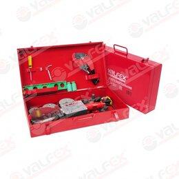Аппараты для сварки пластиковых труб - Сварочный аппарат VALFEX CM-06 SET (750+750 Вт), 0