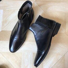 Ботинки - Мужские зимние ботинки Fabi, 0