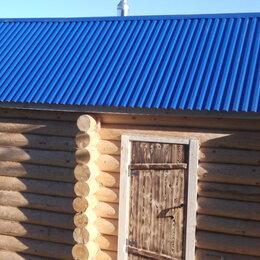 Готовые строения - Баня из бревна 6 на 3 под ключ., 0