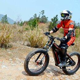 Мототехника и электровелосипеды - Электровелосипед GreenCamel Kontax , 0