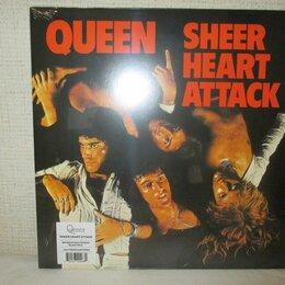 Виниловые пластинки - LP QUEEN - SHEER HEART ATTACK germany, 0