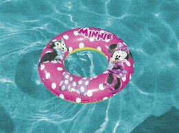 Аксессуары для плавания - Круг для плавания «Минни Маус», d=56 см, 0