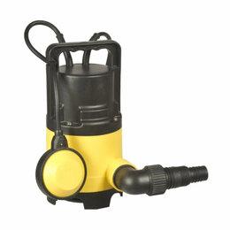 Насосы и комплектующие - Насос для воды погружной дренажный новый для откачки, 0