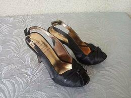 Босоножки - Женские босоножки на каблуке, размер 37, 0