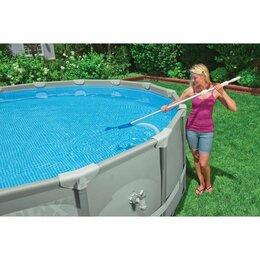 Прочие аксессуары - Набор для чистки бассейна от 549 см (ручка 279…, 0