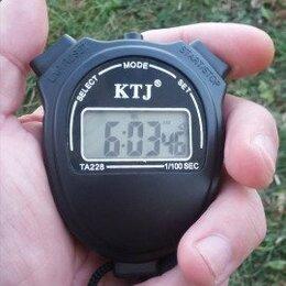 Секундомеры - Электронный спортивный секундомер KTJ TA228, 0
