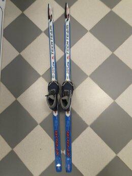 Беговые лыжи - Лыжи Xtour tech 15 +ботинки с креплением 75 мм., 0