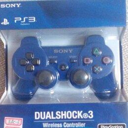 Аксессуары - Джойстик Sony PS3, геймпад dualshok3, 0