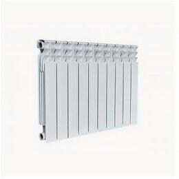 Радиаторы - Алюминиевые радиаторы Звезда 500, 0