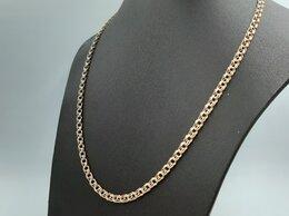 Цепи - Цепь золото 585 пробы массой 8.7 грамм, 0
