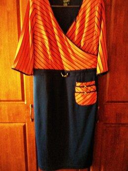 Платья - Платье нов.р.50-52 трикотаж Корея, 0