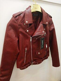 Куртки - Куртка женская из экокожи Hestovir viio , 0
